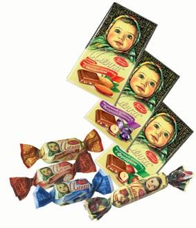 "шоколад ""Аленка"" в ассортименте, конфеты ""Аленка"" в ассортименте"