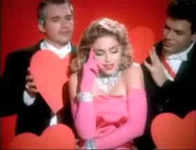 Мадонна / Madonna / Material girl