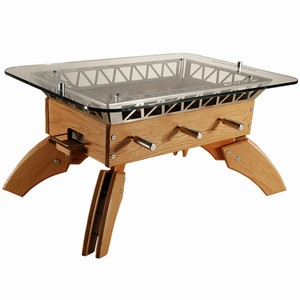 кофейный столик Offside Football Coffee Table