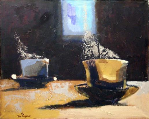 coffe story Юрий Григорян (Yuri Grigoryan junior)