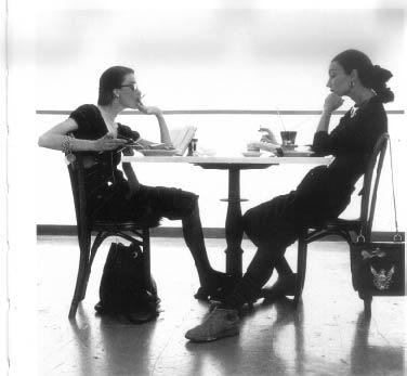 Дориан Ли и Эвелин Трип, 1950
