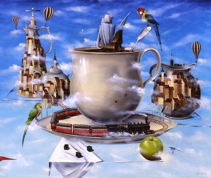 Утренний кофе для путешественников