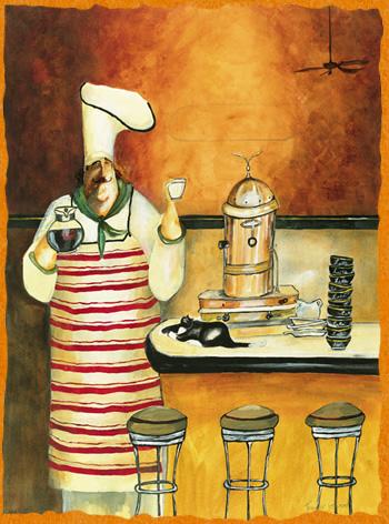 кофе эспрессо от Дженнифер Гарант / Jennifer Garant