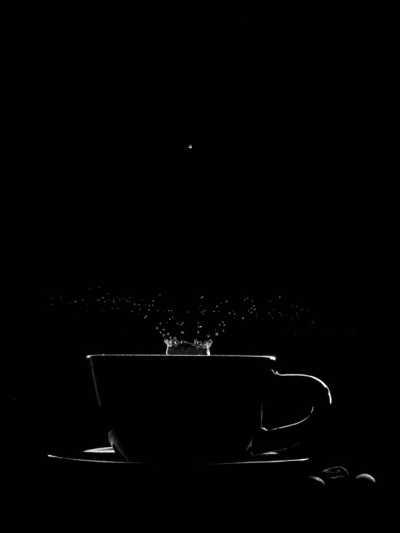 черный кофе \ Никита Степанов