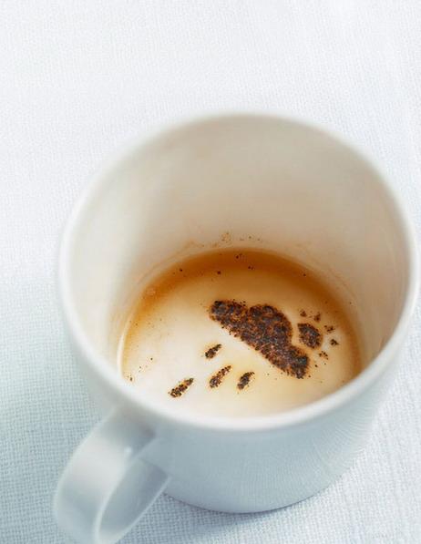 прогноз погоды / гадание в чашке кофе