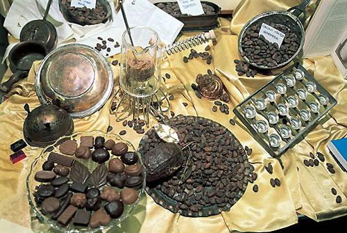 шоколад ручной работы / Бельгия