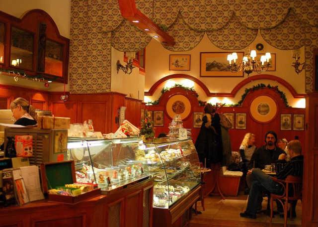 кофейня / Будапешт (Венгрия)