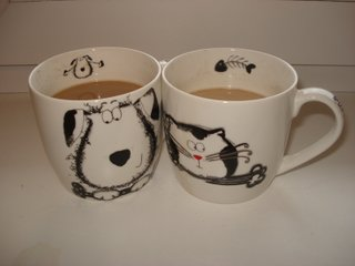 кофейные чашки для примирения