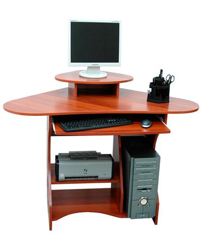 офисный стол для любителя кофе