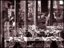 Ресторан на углу рю де Ренн и бульвара Монпарнас / Париж