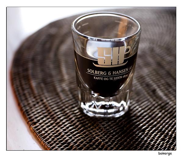 стакан для дозирования эспрессо / Solberg&Hansen