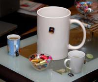 самая большая чашка для кофе