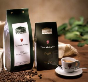 кофе от Ламборджини / coffee Tonino Lamborghini