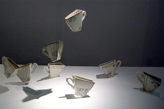 дизайн необычных чашек