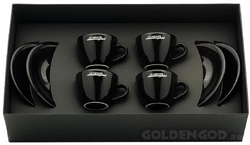 кофейный сервиз для кофеварки Tonino Lamborghini