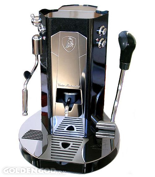 кофеварка Tonino Lamborghini