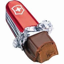 шоколадный швейцарский нож / Swiss Chocolate Knife
