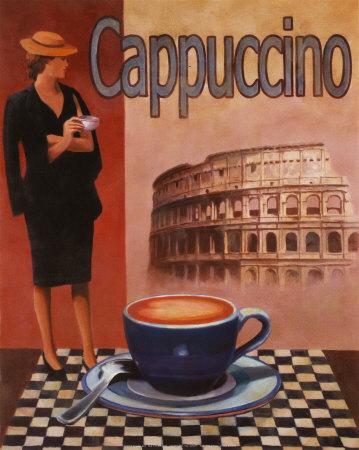Cappuccino постер