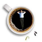 большая чашка для кофе