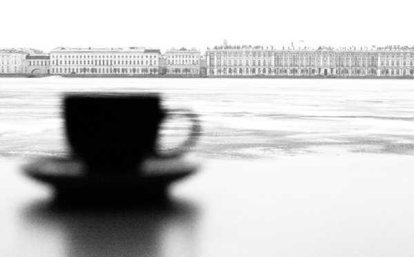 кофе на корабле в Питере / автор Beresta