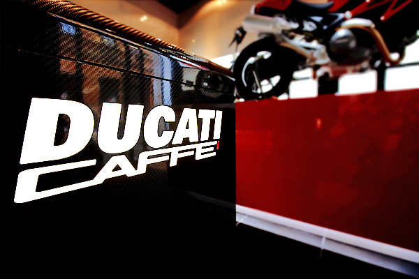 Ducati Caffe в Риме