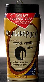 самонагревающаяся чашка для кофе