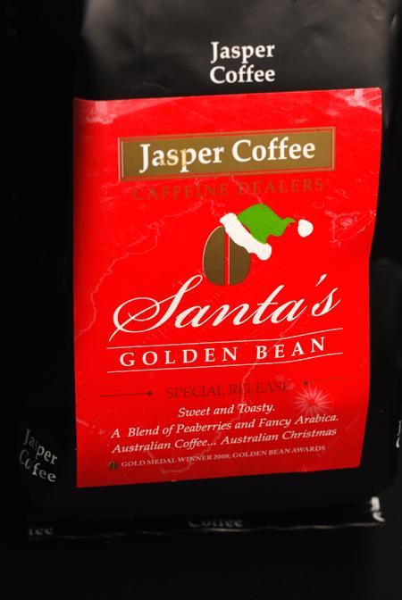 кофе на рождество