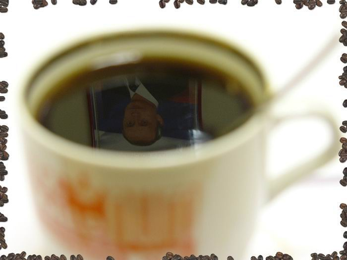 кофе с президентом Путиным