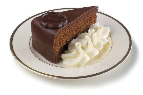 шоколадный торт Захер / австрийская кухня