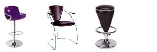 модные стулья для баров и кафе
