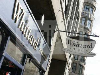 магазин кофе The Whittard of Chelsea
