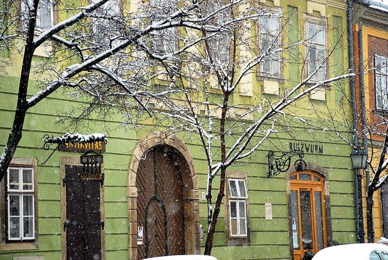 Кофейня Ruszwurm, Будапешт, Венгрия