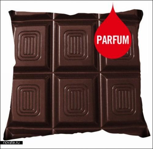 Парфюмерия с ароматом шоколада