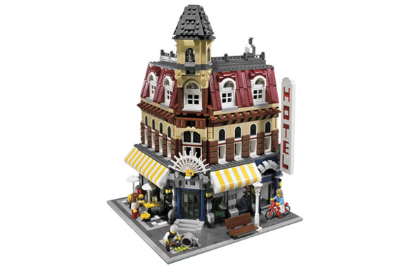 конструктор Лего Кафе - Lego Cafe Corner