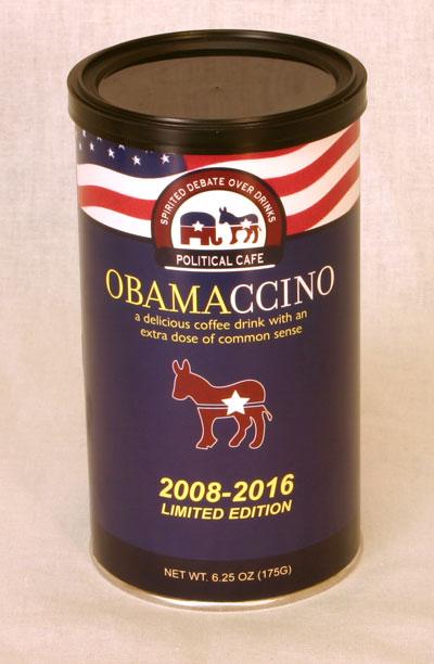 Кофе Обама Obamaccino