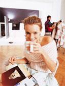 Мечты над чашкой кофе