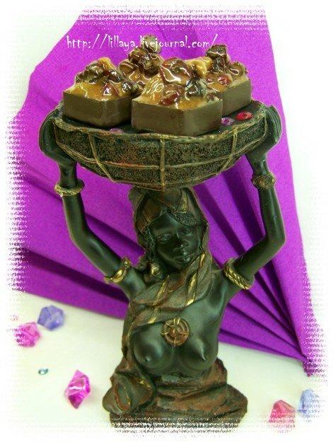 """Шоколадные конфеты ручной работы """"Волшебная ночь"""""""