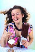 Кофе и шоколад для похудения