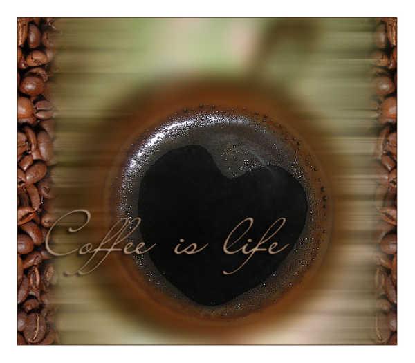 Кофе - это маленькая жизнь