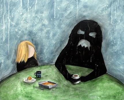 Кофейный монстр, автор Марсия Фурман