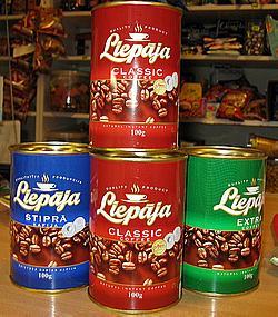 Лиепайский кофе