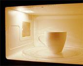 Кофе в микроволновой печи