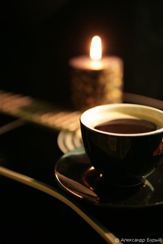 Кофе в музыкальном театре - фотограф Александр Бурый