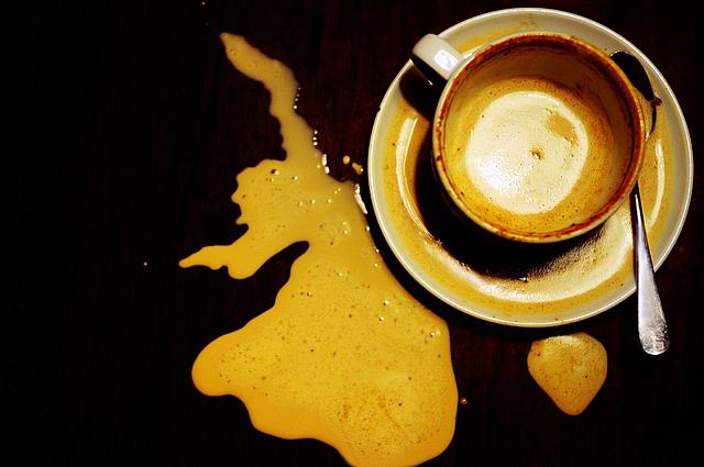Танец кофе