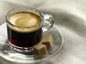 Кофейная пенка на эспрессо