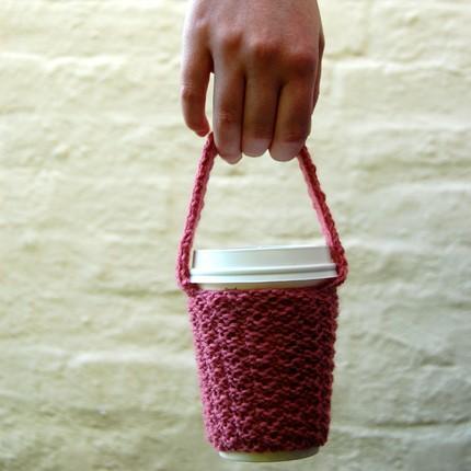 Переносная сумка для стаканчика кофе