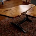 Необычный кофейный столик