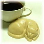 Мыло с ароматом кофе ручной работы