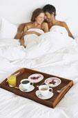 Утренний кофе в постель