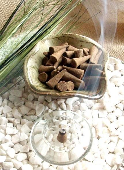Кофейные благовония для ароматерапии